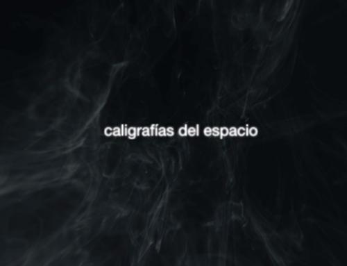 Caligrafías del Espacio