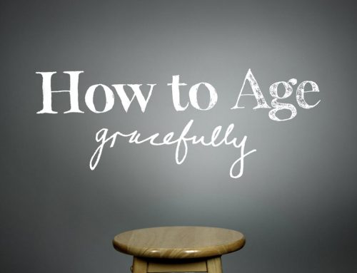 ACTITUD – How to age gracefully